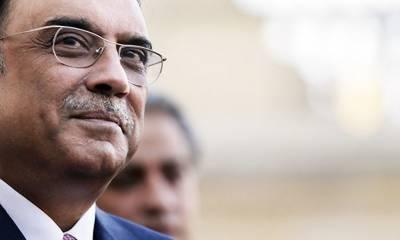 پارک لین کیس:جاوید حسین آصف علی زرداری کیخلاف وعدہ معاف گواہ بن گئے۔