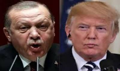 شام میں کُردوں پر حملہ، امریکاکاترکی کیخلاف سخت ایکشن، معیشت پر کڑی پابندیاں عائد کردیں