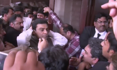 حمزہ شہباز کی پیشی پر پولیس کاصحافیوں پر تشدد کیخلاف مذمتی قرارداد پنجاب اسمبلی میں جمع