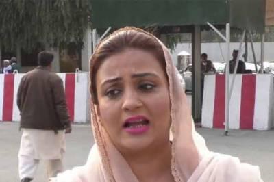 حمزہ شہباز کی پیشی کے موقع پر صحافیوں پر پولیس تشدد میڈیا کی آوازدبانے کے مترادف ہے۔عظمیٰ بخاری