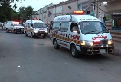 شاہ عبدالطیف بھٹائی کے زائرین کی مسافر کوچ کوحادثہ، 6 جاں بحق،30 سے زائد زخمی