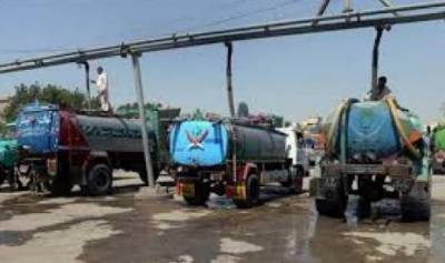 کراچی میں 3 دن کیلئے سرکاری ہائیڈرنٹ بند