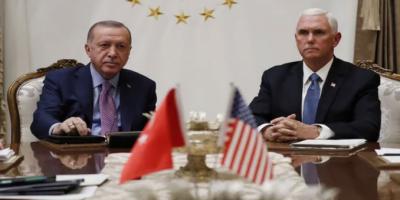 ترکی نے شمالی شام سے کُرد فورسز کوانخلاء کی مہلت دینے کے لئے جنگ بندی پراتفاق کیاہے