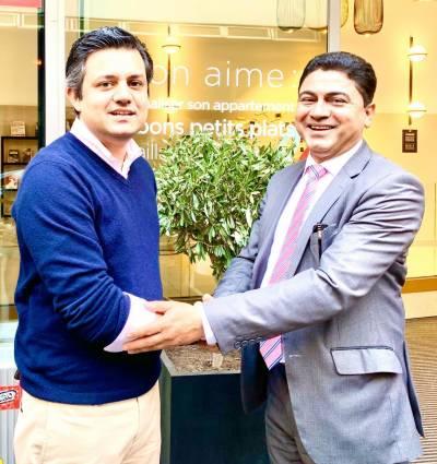 اوورسیز پاکستانی تحریک انصاف اور پاکستان کا سرمایہ ہیں۔ پیرس میں وفاقی وزیر حماد اظہر اور شیخ نعمت اللہ کی ملاقات