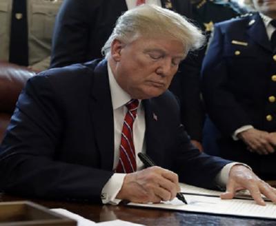 امریکی صدر کی سی این این کیخلاف مقدمے کی دھمکی،ادارے کو خط جاری