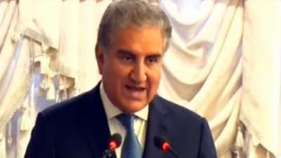 بھارت علاقائی امن کو خطرے میں ڈال رہاہے:وزیر خارجہ