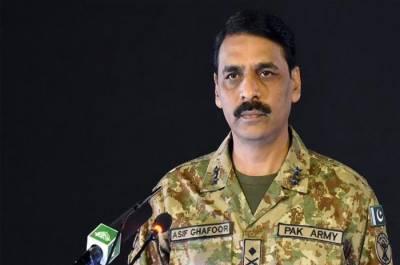 بھارتی آرمی چیف کا آزاد کشمیر میں3 مبینہ کیمپ تباہ کرنے کا دعویٰ مایوس کن ہے :ترجمان پاک فوج