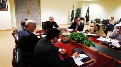 ڈینگی وائرس پرقابو پانے کے لئے قومی پالیسی تشکیل دی جارہی ہے:ڈاکٹر ظفر مرزا