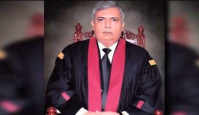 جسٹس امین الدین خان نے بطور جج سپریم کورٹ آف پاکستان حلف اٹھا لیا