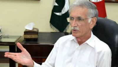 حزب اختلاف کو دھرنوں کی بجائے مقبوضہ کشمیر کی صورتحال پرتوجہ مرکوز کرنی چاہیے:خٹک