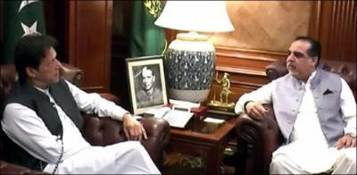 وزیراعظم کی گورنر سندھ کو کراچی میں ترقیاتی منصوبے جلد مکمل کرنے کی ہدایت