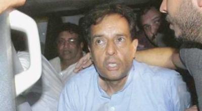 لاہور:کیپٹن (ر) صفدرکو گرفتارکرلیا گیا