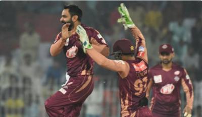 قومی ٹی ٹونٹی کرکٹ کپ،سدرن پنجاب نے سندھ کو 34 رنز سے ہرا دیا