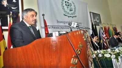 چین، افغانستان اور پاکستان کے سفارتکاروں کی اپنی نوعیت کی پہلی تربیتی ورکشاپ شرو ع