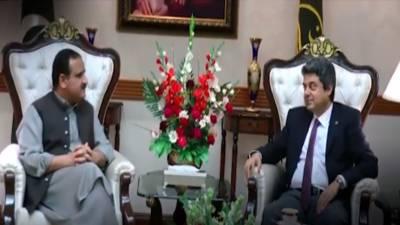صوبائی حکومت نےمختصرمدت میں متعددنئےقوانین متعارف کرائےہیں:وزیرا علیٰ پنجاب