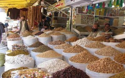 کوئٹہ: موسم بدلتے ہی خشک میوہ جات کی قیمتیں آسمان کو چھونے لگیں