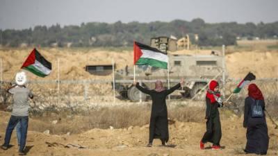غزہ میں قابض صہیونی فوج کی زرعی زمینوں اور کشتیو ں پر فائرنگ