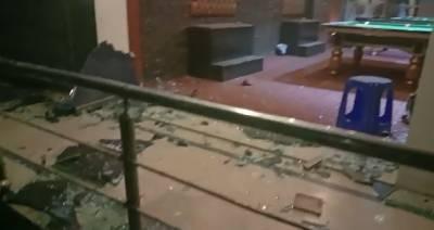 اسلام آباد میں سلنڈر دھماکے میں 7 افراد زخمی