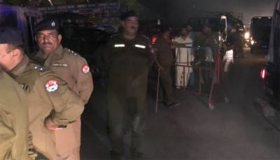 اسٹیٹ لائف کے ملازم نے کثیر المنزلہ عمارت سے چھلانگ لگا کر خود کشی کر لی