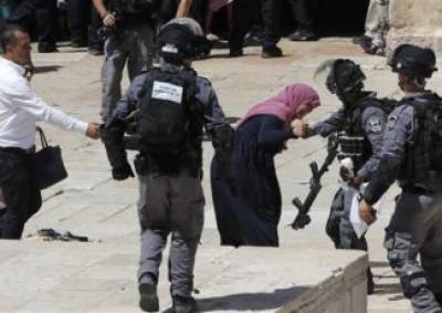 مقبوضہ بیت المقدس:اسرائیلی فوج نے متعدد شہری اغوا کر لیے