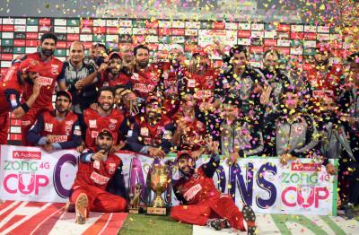ناردرن ایریاز نے نیشنل ٹی 20 کپ کا ٹائٹل جیت لیا، بلوچستان کو شکست