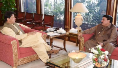 کراچی تاپشاور ایم ایل ون منصوبہ چین پاکستان اقتصادی راہداری منصوبے میں انتہائی اہمیت کاحامل ہے،وزیراعظم