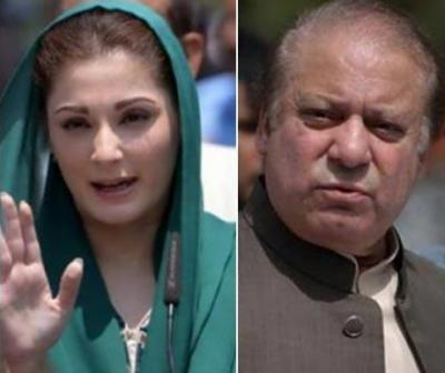وزیراعظم عمران خان کی خصوصی ہدایت پر مریم نواز کو والد کے پاس رہنے کی اجازت دیدی گئی۔