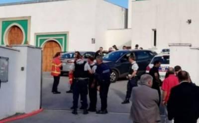 پیرس میں مسجد کے باہر فائرنگ، دوافراد زخمی،حملہ آور گرفتار
