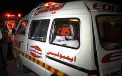 کندھ کوٹ میں ڈاکوﺅں کا جدید اسلحہ سے پولیس موبائل پرحملہ دواہلکار شہید،دو ذخمی