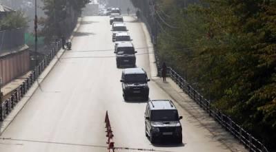 مقبوضہ کشمیر میں لاک ڈاون اور جھڑپوں کے درمیان یوروپی یونین وفد کا دورے کا دوسر ا روز