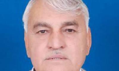 پاکستان پیپلز پارٹی کے سینیٹر خانزادہ خان سینیٹ کی رکنیت سے مستعفی