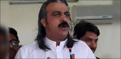 عمران خان گلگت جلسے میں بڑے منصوبوں کا اعلان کریں گے، علی امین گنڈاپور