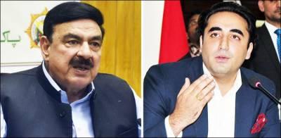 سانحہ تیزگام ، بلاول بھٹو کا وزیرریلوے شیخ رشید کو برطرف کرنے کا مطالبہ
