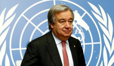 اقوام متحدہ کے سیکرٹری جنرل کا بھارت پر مقبوضہ کشمیر میں فوجی محاصرہ ختم کرنے پر زور