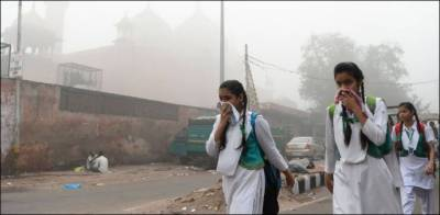 لاہور میں ماحولیاتی آلودگی پر گہری تشویش کا اظہار،27 دسمبر تک رپورٹ طلب