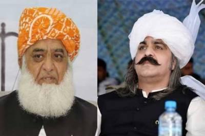 علی امین گنڈا پور کا مولانا فضل الرحمان کو بڑا چیلنج