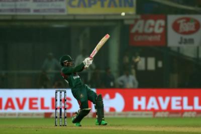 ٹی ٹوئنٹی کی تاریخ میں بنگلادیش کے ہاتھوں بھارت کو پہلی شکست
