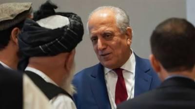 زلمے خلیل زاد نے افغان امن مذاکرات کے بحالی کے لیے اپنی کوششیں مکمل کرلیں