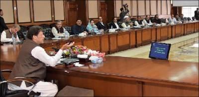 وفاقی کابینہ نے الیکٹرک موٹروہیکل پالیسی کی منظوری دے دی