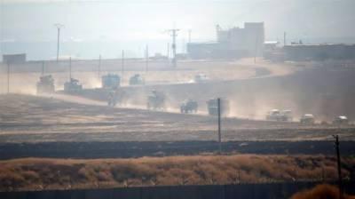 روس اور ترکی کا شام میں دوسرا مشترکہ پیٹرول مشن شروع