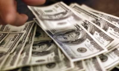 ڈالر کی قیمت میں دو پیسے کمی