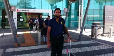 آسٹریلیا کے خلاف تیسراٹی20، پاکستانی ٹیم کے پرتھ میں ڈیرے