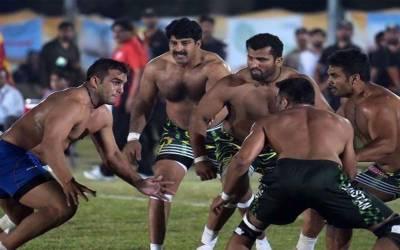 کبڈی ورلڈکپ؛ بھارتی ٹیم نے پاکستان آنے کا گرین سگنل دیدیا