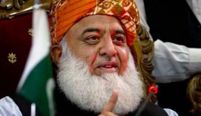 حکومتی کمیٹی نے آنا ہے تو وزیراعظم کا استعفی لیکر آئے: فضل الرحمن
