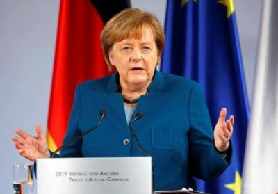 جرمنی نے بھی ایران کے جوہری اقدام پر تشویش کا اظہار کردیا۔