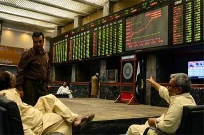 پاکستان سٹاک مارکیٹ میں تیزی آگئی،100 انڈیکس میں 269 پوائنٹس کا اضافہ