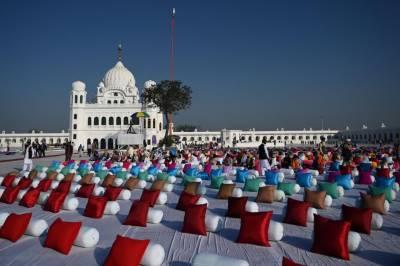 پاکستان کا دنیا بھر کی سکھ برادری کو کرتارپور راہداری کا تحفہ
