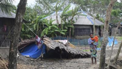 بھارت ، بنگلہ دیش میں شدید سمندری طوفان