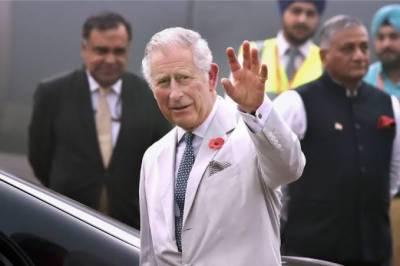 پرنس چارلس بدھ کے روز اپنے دو روزہ دورہ میں بھارت جا ئیں گے ۔