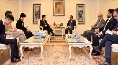 افغان امن عمل میں پیشرفت کیلئے چین اورپاکستان کاقریبی تعاون ناگزیرہے:چین